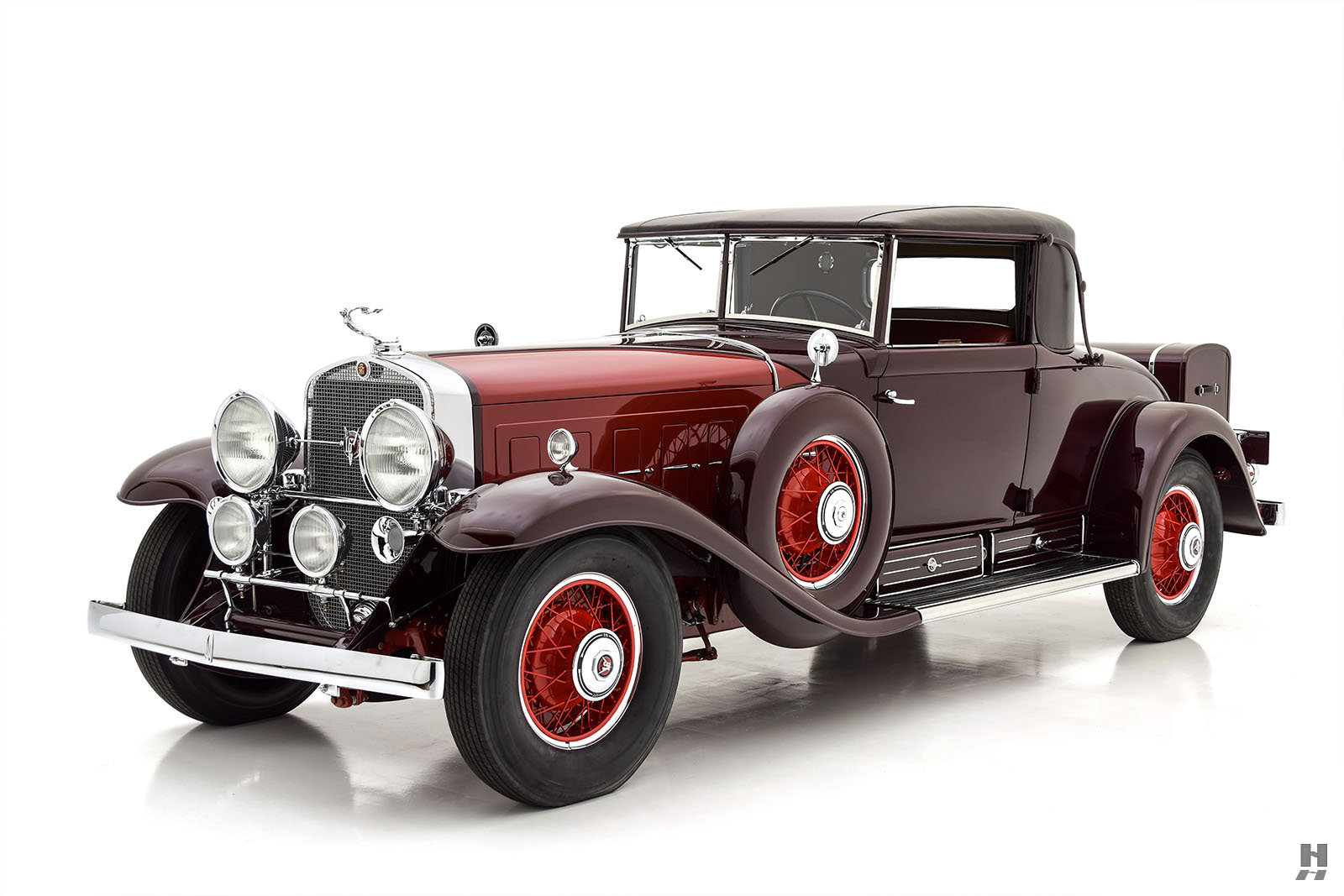 1930 CADILLAC SERIES 452 V-16 COUPE For Sale (picture 1 of 6)
