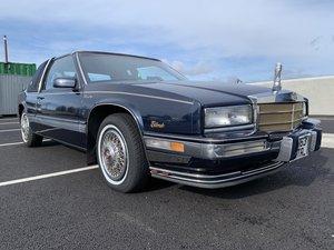 1988 Cadillac eldorado For Sale