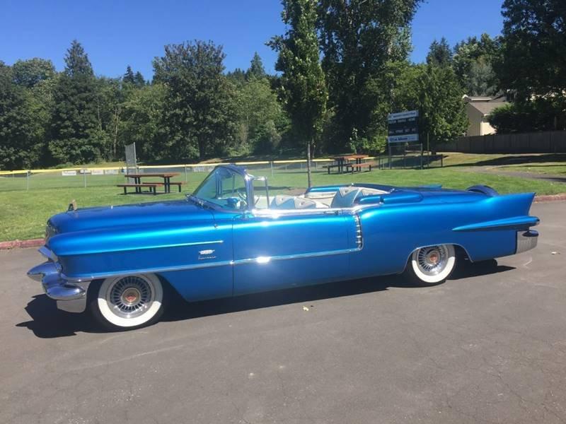 1956 Cadillac Eldorado Biarritz Convertible = Restored $132k For Sale (picture 1 of 6)