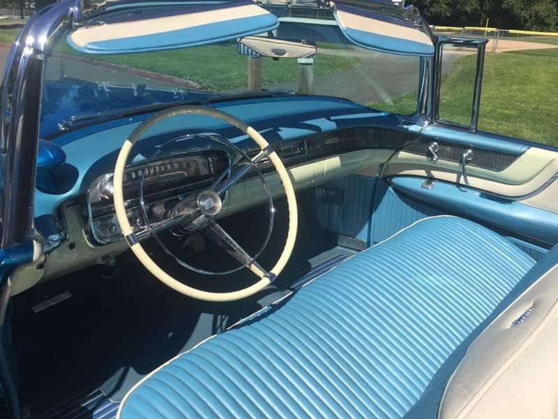 1956 Cadillac Eldorado Biarritz Convertible = Restored $132k For Sale (picture 4 of 6)