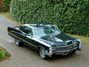 1967  Cadillac Calais Coupe For Sale