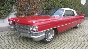 Cadillac de Ville Conv 1963 & 50 U S A Classics For Sale