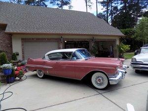 Cadillac Sedan de Ville 1957 Nice Car 31600 mijl & 50 Classi For Sale