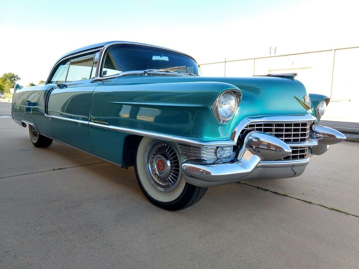 Classic Cadillac For Sale >> Cadillac Coupe 1955 Very Nice Car 1955 50 Usa Classics For