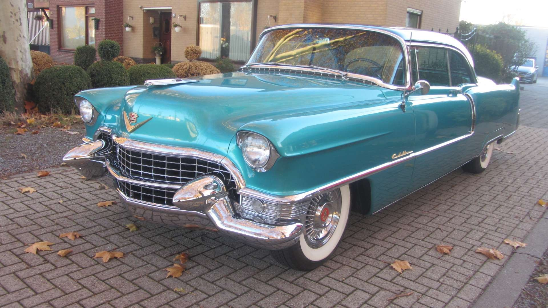 Cadillac Coupe 1955 Very Nice Car 1955 & 50 USA Classics For Sale (picture 3 of 6)
