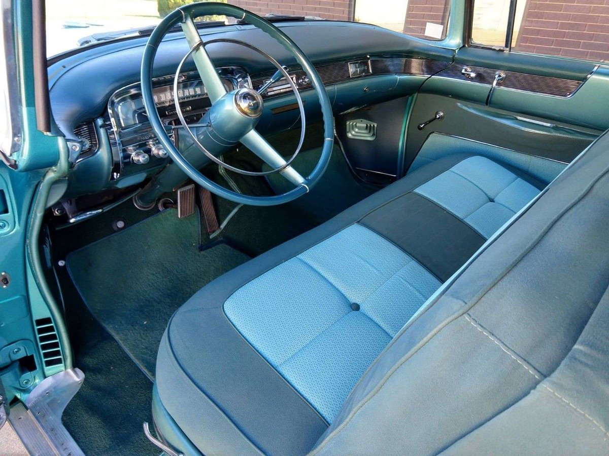Cadillac Coupe 1955 Very Nice Car 1955 & 50 USA Classics For Sale (picture 5 of 6)