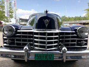 1947 Cadillac For Sale
