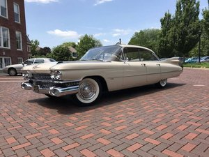 1959 Cadillac 4DR HT For Sale