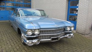 Cadillac Coupe 1959    & 50 U S A Classics For Sale