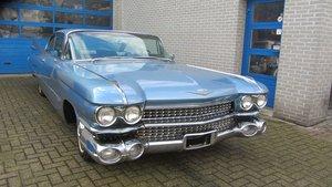 Cadillac Coupe 1959    & 50 U S A Classics