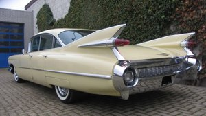 Cadillac Sedan de Ville 1959 & 50 USA Classics For Sale