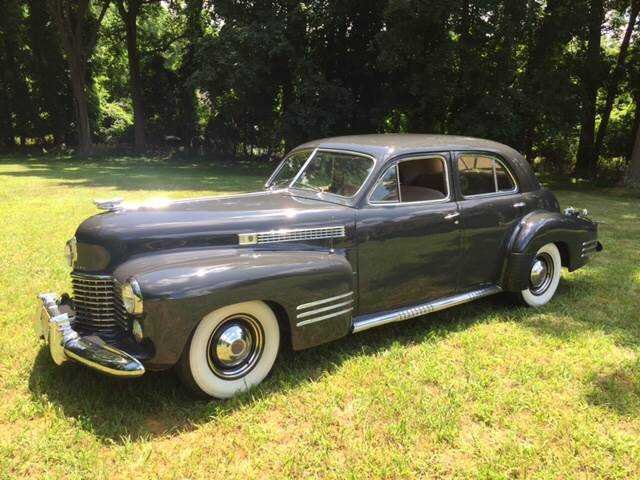 1941 Cadillac 62 Series (Middletown, NJ) $27,500 obo For Sale (picture 1 of 6)