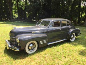 1941 Cadillac 62 Series (Middletown, NJ) $27,500 obo