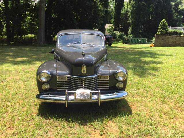 1941 Cadillac 62 Series (Middletown, NJ) $27,500 obo For Sale (picture 2 of 6)