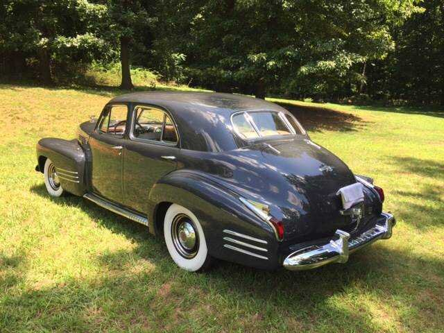 1941 Cadillac 62 Series (Middletown, NJ) $27,500 obo For Sale (picture 3 of 6)