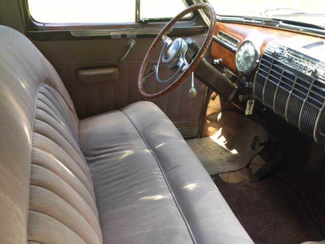 1941 Cadillac 62 Series (Middletown, NJ) $27,500 obo For Sale (picture 4 of 6)