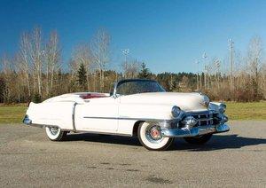 1953 Cadillac Eldorado Convertible Ivory Rare 1 of 532 made For Sale