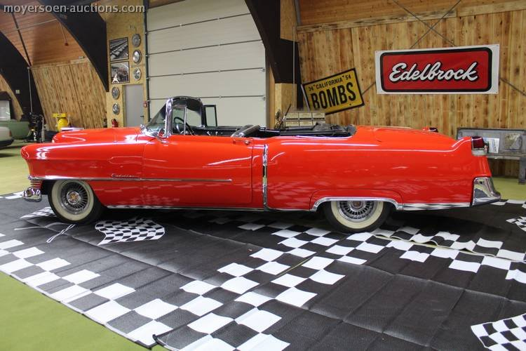 1954 CADILLAC Convertible  For Sale by Auction (picture 2 of 6)