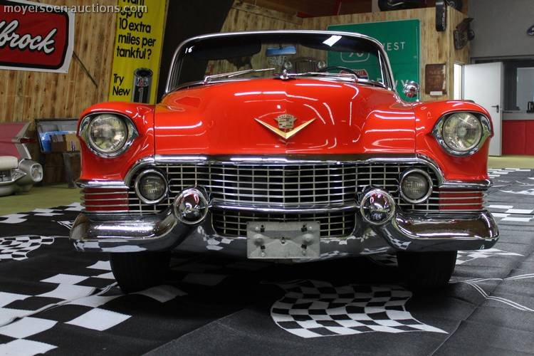 1954 CADILLAC Convertible  For Sale by Auction (picture 4 of 6)
