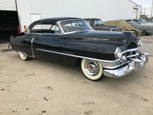 1950 cadillac serie 61 coupe For Sale
