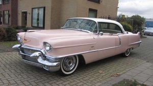 Cadillac sedan de ville 1956  & 50 USA Classics For Sale
