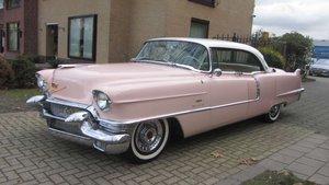 Cadillac sedan de ville 1956  & 50 USA Classics