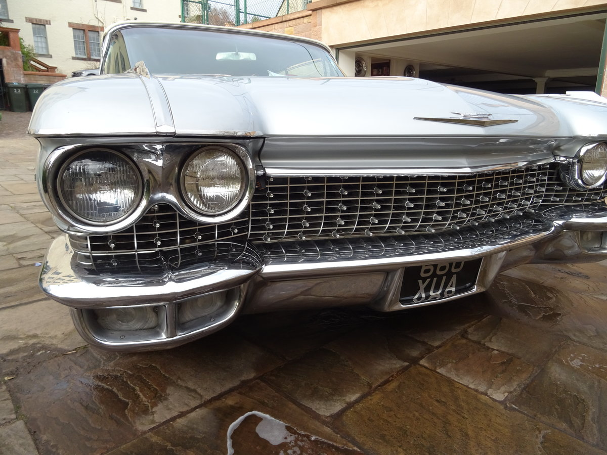 1960 Cadillac Convertible For Sale (picture 1 of 6)