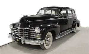 1949 Cadillac Series 75 Fleetwood: 13 Apr 2019 For Sale by Auction