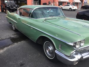 1958 Cadillac Coupe deVille For Sale