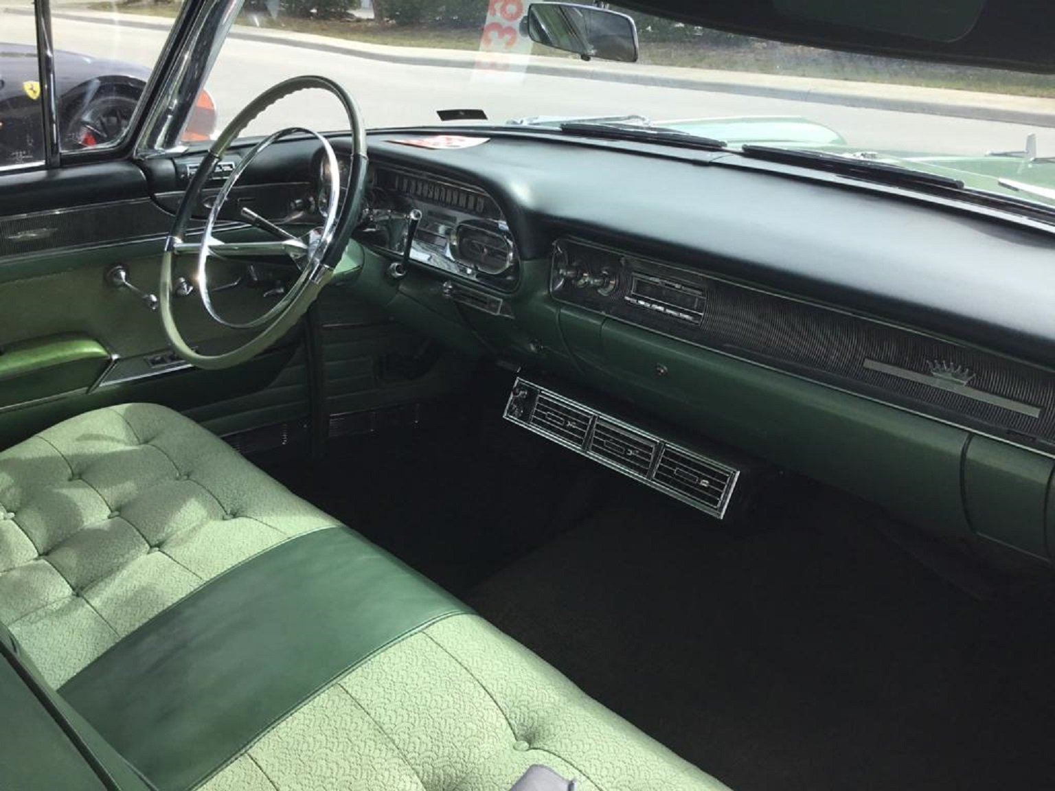 1958 Cadillac Coupe deVille For Sale (picture 4 of 6)
