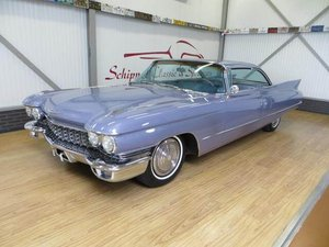 1960 Cadillac De Ville Hardtop Coupé For Sale