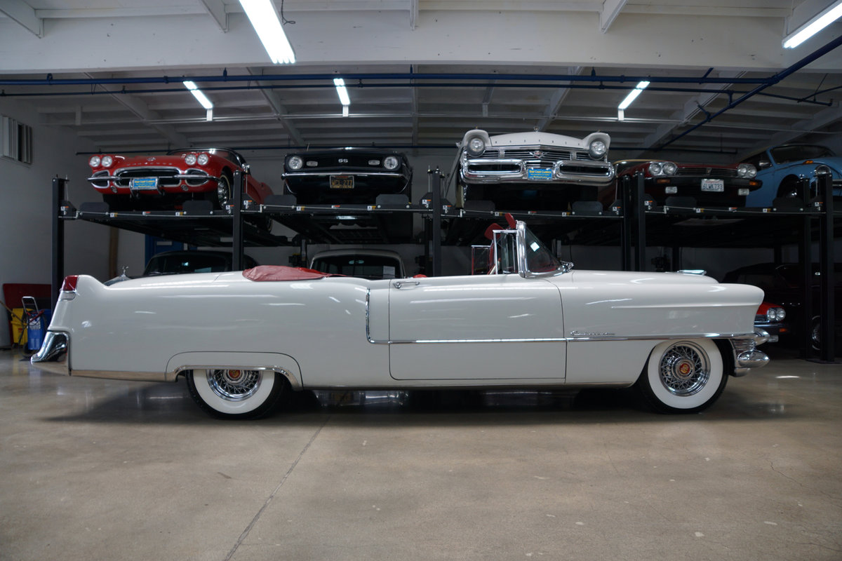 1955 Cadillac Series 62 Convertible recently restored SOLD (picture 2 of 6)