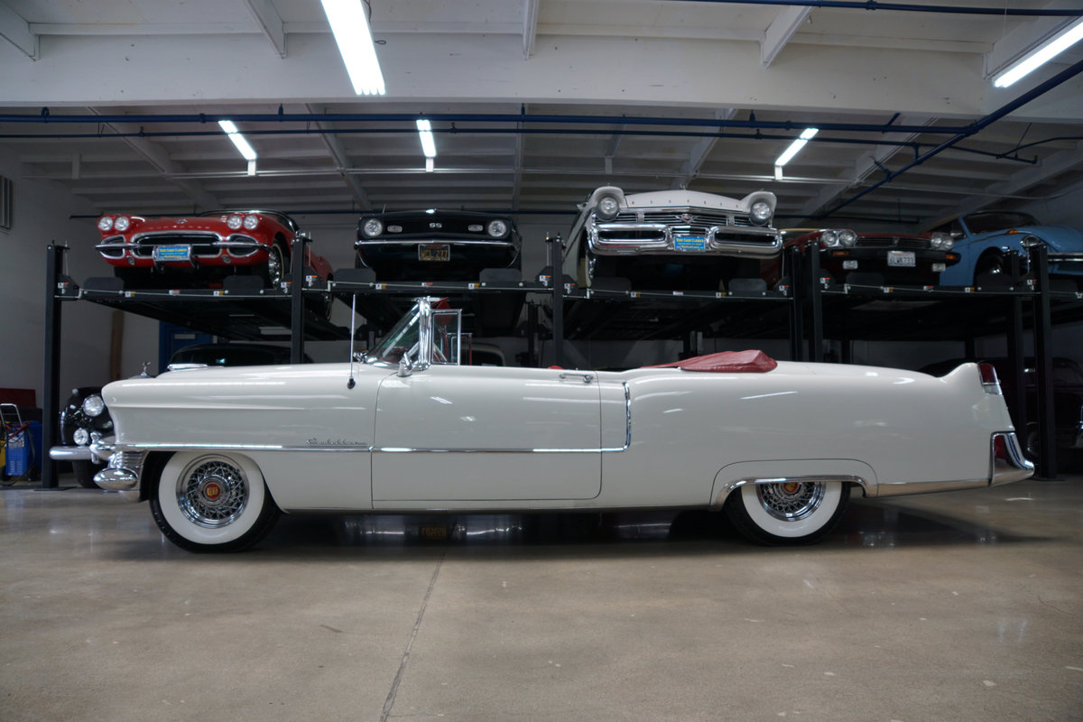1955 Cadillac Series 62 Convertible recently restored SOLD (picture 3 of 6)