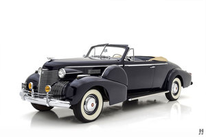 1940 CADILLAC SERIES 75 CONVERTIBLE COUPE For Sale