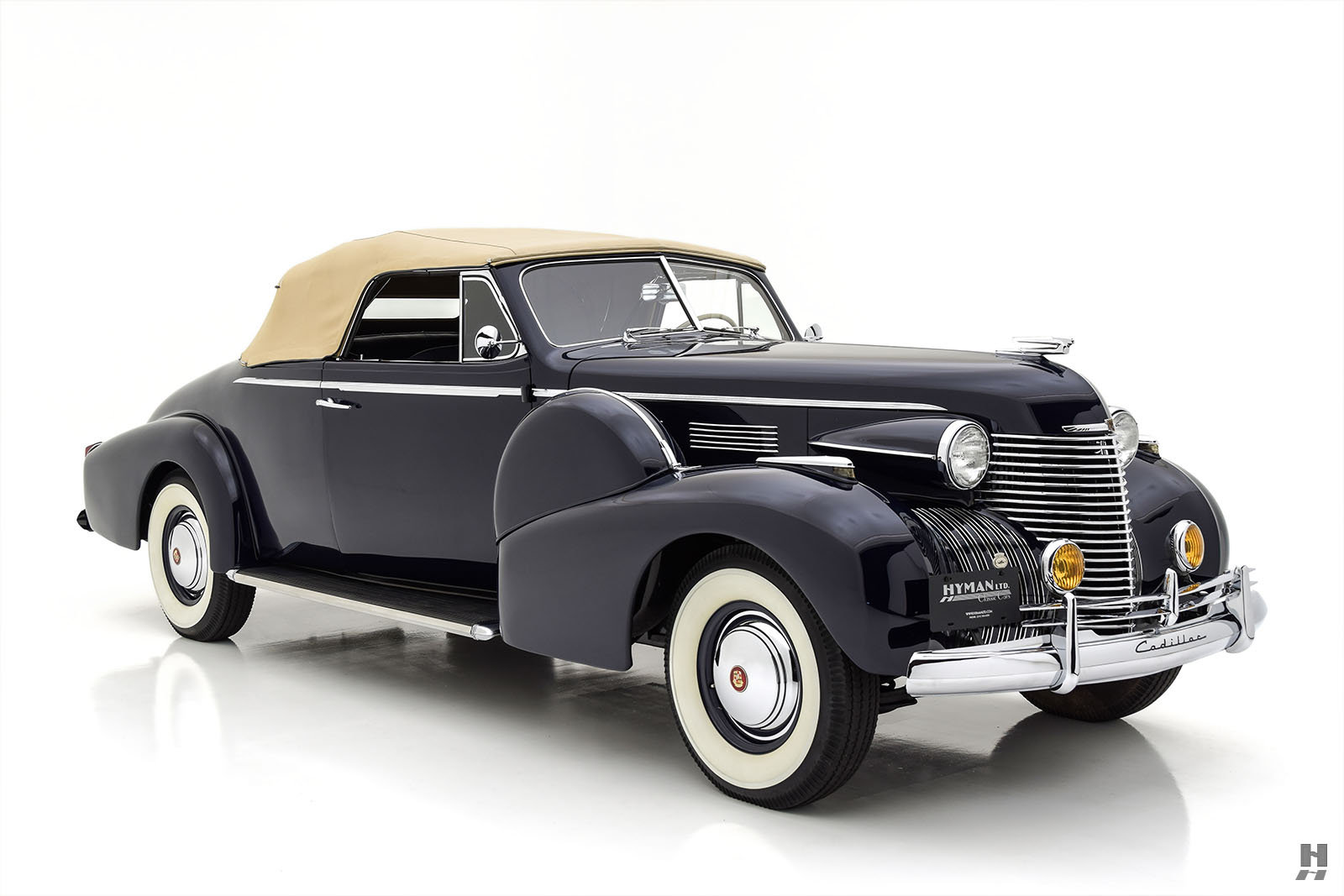 1940 CADILLAC SERIES 75 CONVERTIBLE COUPE For Sale (picture 2 of 6)