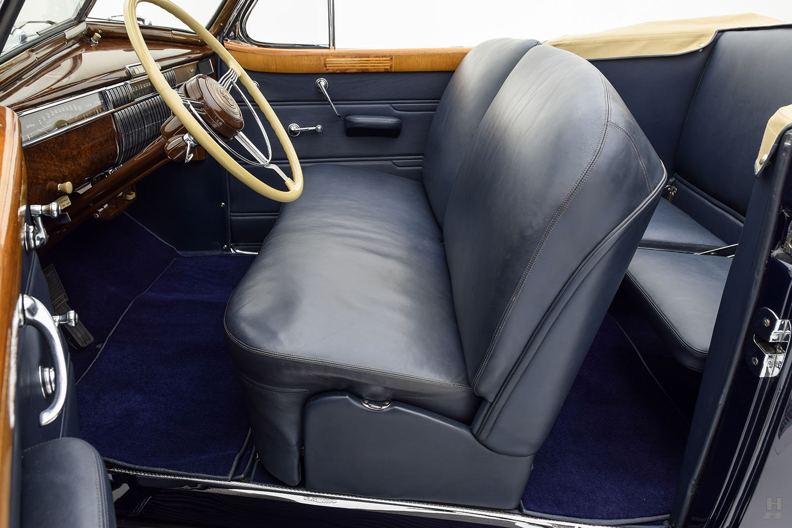1940 CADILLAC SERIES 75 CONVERTIBLE COUPE For Sale (picture 3 of 6)