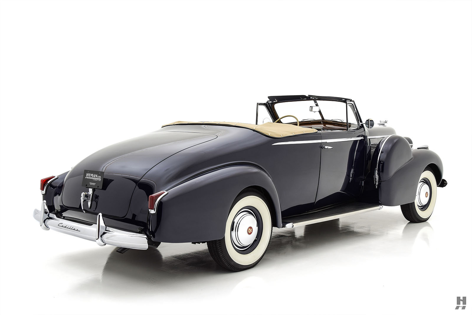 1940 CADILLAC SERIES 75 CONVERTIBLE COUPE For Sale (picture 5 of 6)