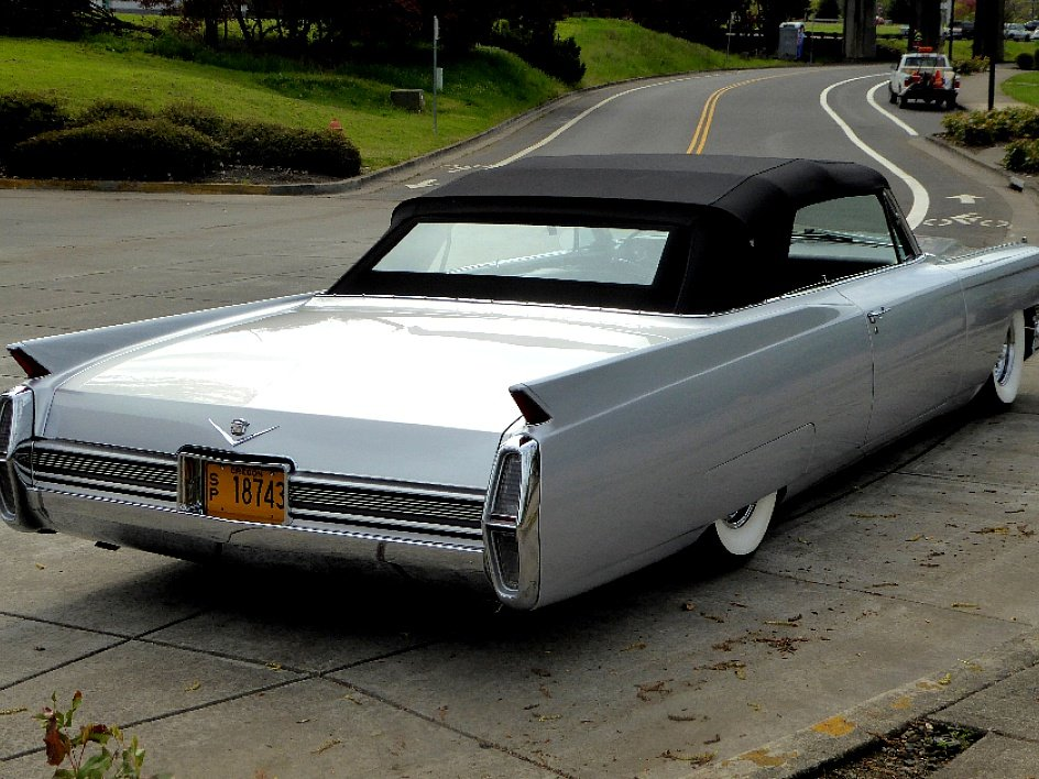 1964 Cadillac Deville Convertible = Custom Low low miles  For Sale (picture 2 of 6)
