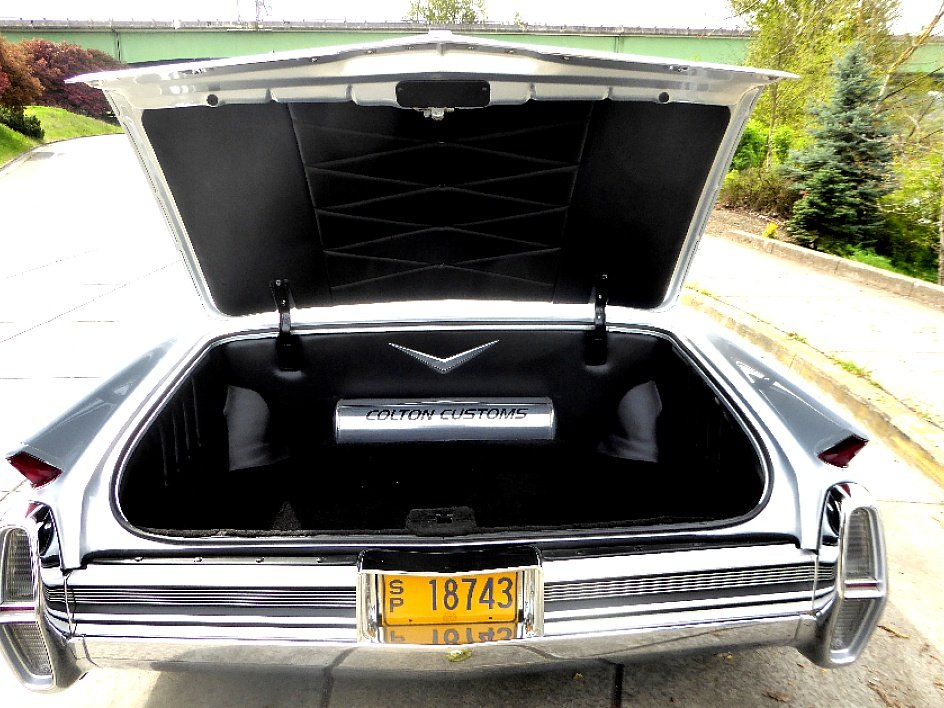 1964 Cadillac Deville Convertible = Custom Low low miles  For Sale (picture 3 of 6)