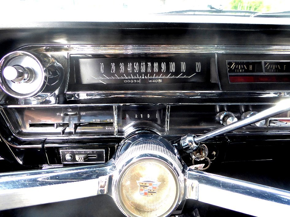 1964 Cadillac Deville Convertible = Custom Low low miles  For Sale (picture 5 of 6)