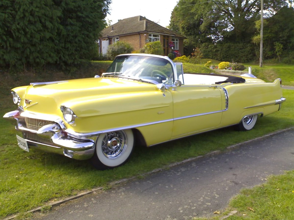CADILLAC WANTED 1949 TO 1961 For Sale (picture 1 of 6)