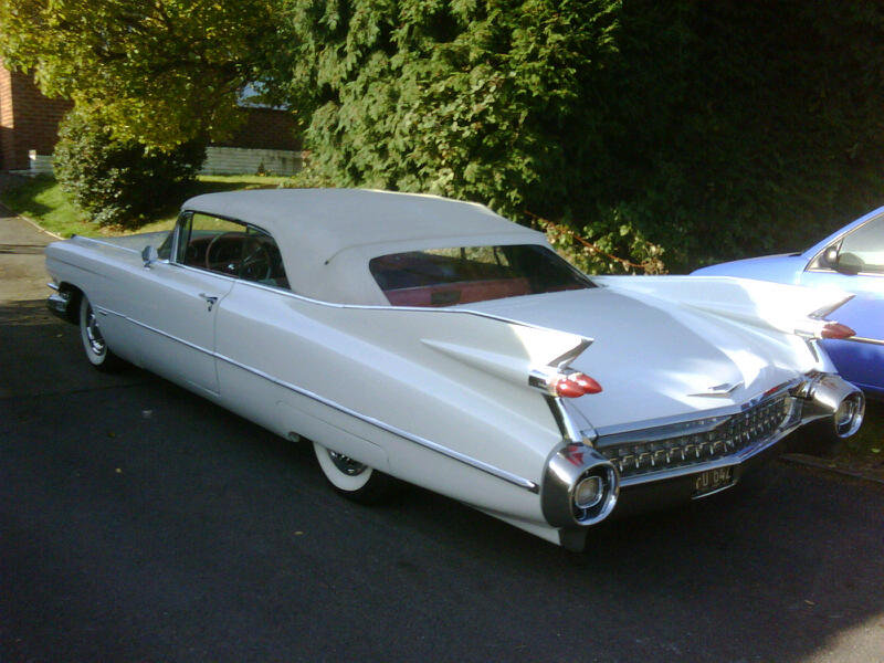 CADILLAC WANTED 1949 TO 1961 For Sale (picture 6 of 6)