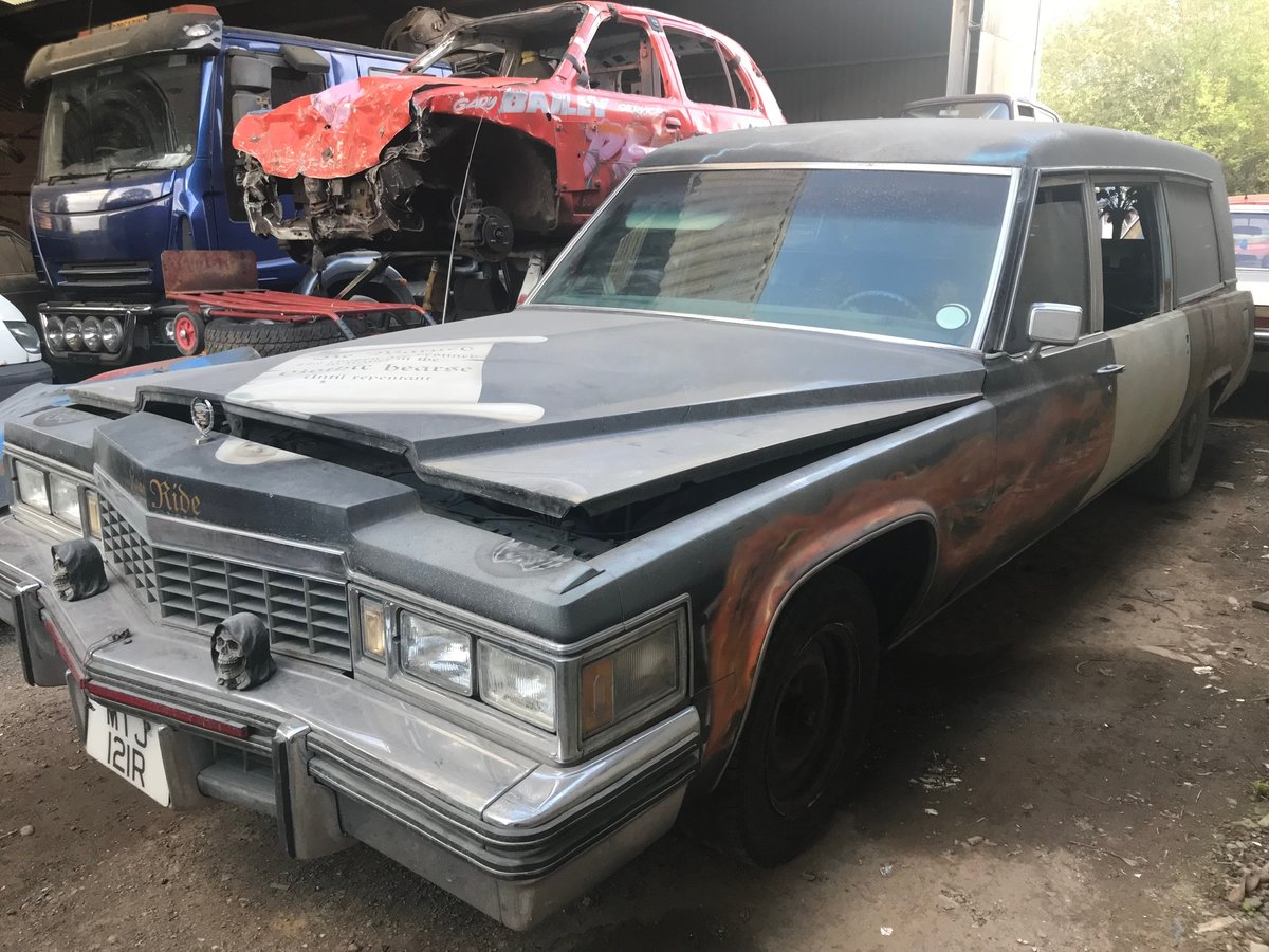 1978 CADILLAC HEARSE For Sale (picture 1 of 6)