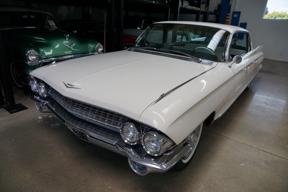 Orig California 1961 Cadillac 6 Window Sedan de Ville SOLD (picture 1 of 6)