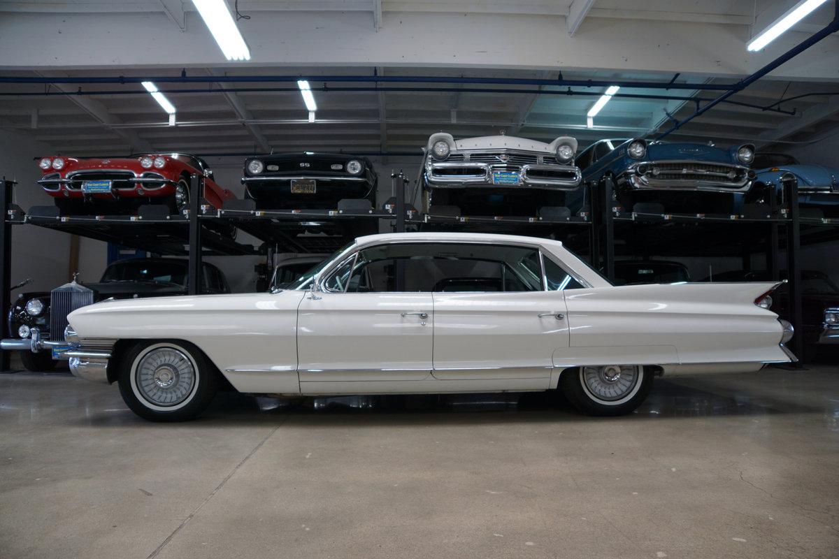 Orig California 1961 Cadillac 6 Window Sedan de Ville SOLD (picture 2 of 6)