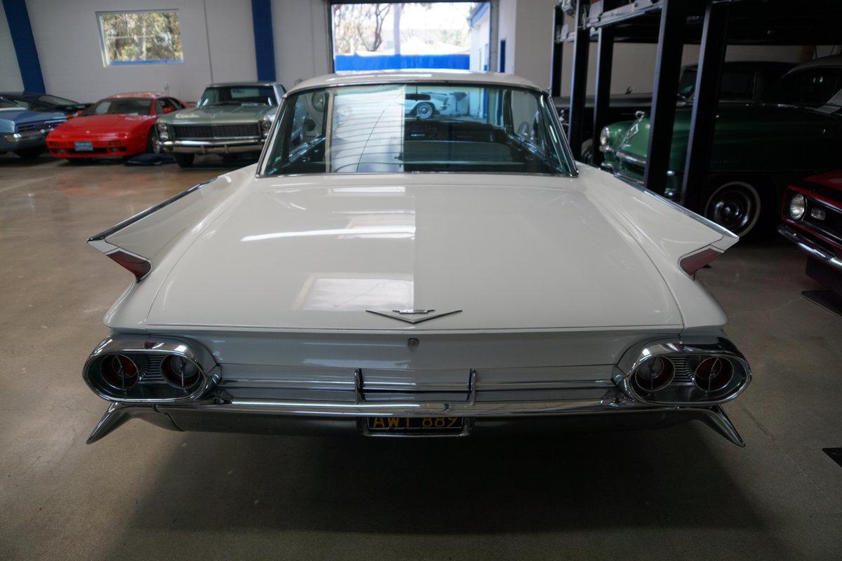 Orig California 1961 Cadillac 6 Window Sedan de Ville SOLD (picture 4 of 6)