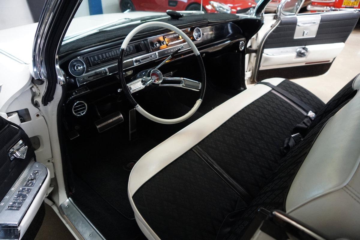 Orig California 1961 Cadillac 6 Window Sedan de Ville SOLD (picture 6 of 6)
