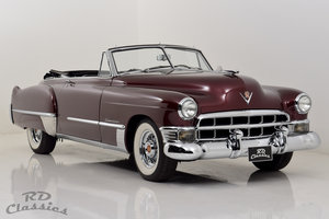 1949 Cadillac Series 62 Convertible For Sale