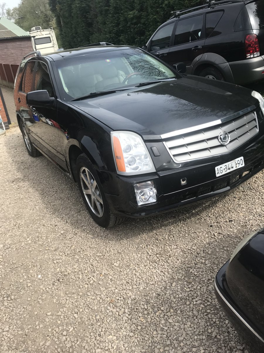 2006 Cadillac SRX For Sale (picture 1 of 6)