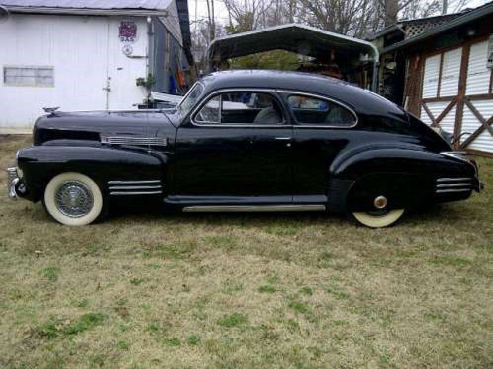 1941 Cadillac 61D Sedanette For Sale (picture 1 of 6)
